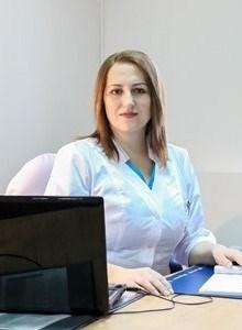 Атрощенко Евгения Александровна