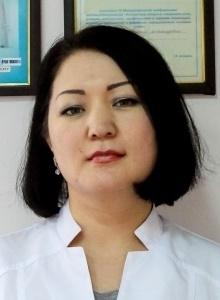 Дюсембаева Айгуль Алшингазынова